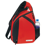 3BP-12 - Cross Laptop Mono Strap Backpack