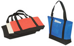 BS104 - Non-Woven Tote with Zipper