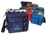 4054 - 24-Pack Cooler w/Easy Top Access & Cell Phone Pocket