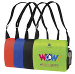 BC1218 - Economy Messenger Bag