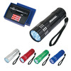 2509 - Aluminum Led Flashlight With Strap