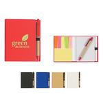 1349 - Eco-Friendly Notebook With Pen