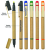 662 - Dual Function Eco-Friendly Pen/Highlighter