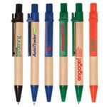 PL-3893 - Mini Eco Paper Barrel Pen