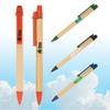 PL-1618 - Eco-Green Paper Barrel Pen