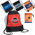LT-3366 - Microfiber String Backpack