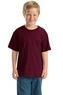29B - JERZEES - Youth Heavyweight Blend 50/50 Cotton/Poly T-Shirt