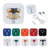 2799 - Ear Buds In Square Case