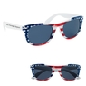 6214 - Patriotic Malibu Sunglasses