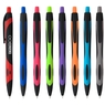 833 - Sleek Write Two-Tone Rubberized Pen