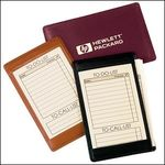 2540PV - Standard Note Jotter - Synthetic Leather