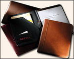 3006GL - Leather Writing Pad Holder (A4 SIZE) - Genuine Leather