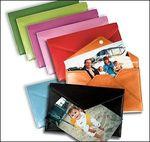 3505FN - Envelope Picture Holder - Florentine Napa