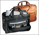 5516VN - Briefcase for Oversized Laptops - Vaqueta Napa