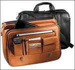 5518VN - Vaqueta Statesman Laptop Briefcase - Vaqueta Napa
