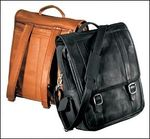 5592VN - Vaqueta Convertible Backpack/Briefcase for Laptops - Vaqueta Napa