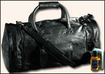 6000CL - Cowhide Deluxe Sports Bag - Cowhide Leather