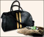 6016VN - Vaqueta Gym Bag - Vaqueta Napa