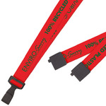 DYES-PL -  Recycled Poly Lanyards