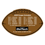 SCH05 - Football Schedule Magnet